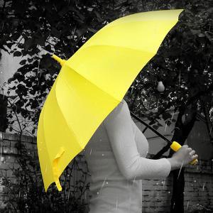 파스텔 멜빵 장우산